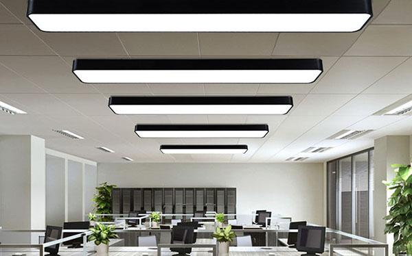 Easy Maintain LED Flat Panel Light Pendant Installation With 8 ~ 25m² Lighting Area 2