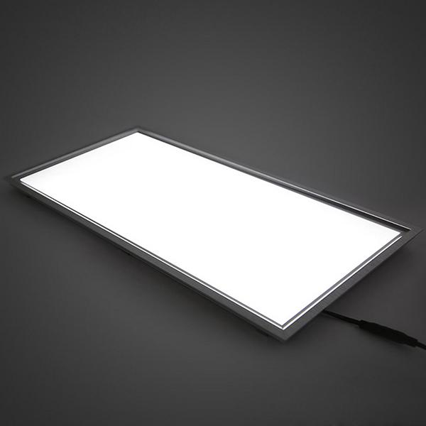 Stable LED Flat Panel Light 2835 SMD Simple Appearance 600 X 600MM / 300 X 1200MM