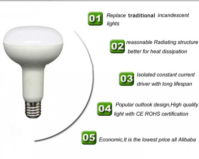 LED Lamps For Home 12W / 15W , Dimmable LED House Light Bulbs AC85-265V