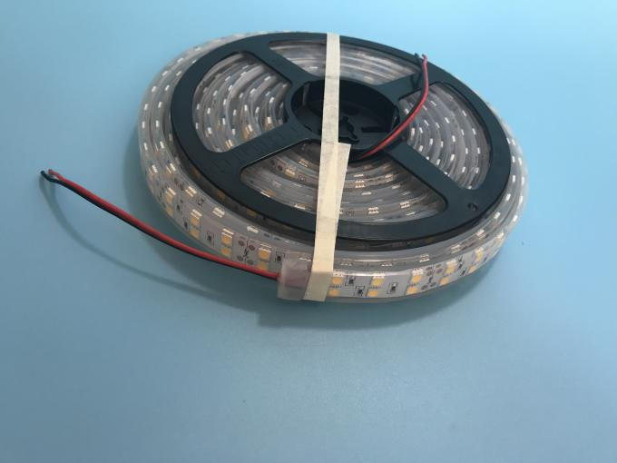 IP68 5050 Flexible LED Strip Light Double Row Two Years Warranty
