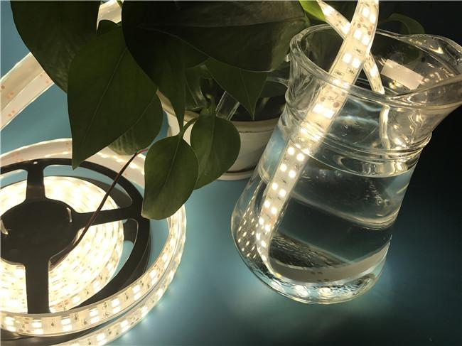 Water Proof LED Flexible Strip Light For Swimming Pool Two Years Warranty