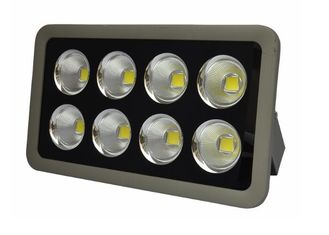 China Outdoor LED Flood Light Projector Lamp With Reflector Cup IP66 400W AC85V - 265V supplier