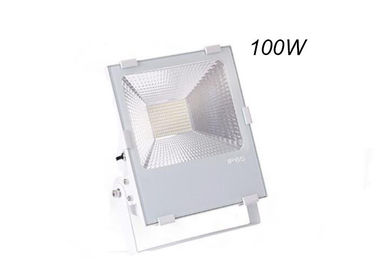 China Commercial Outdoor LED Flood Light Fixtures 100W 150W With White Color Shell supplier