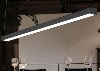 China 180 Degree LED Flat Panel Light Beam Angle With PC Light Cover Material 4Ft / 3Ft / 2Ft supplier