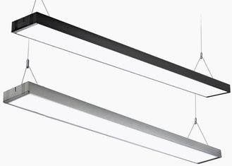 China LED Suspended Ceiling Lights 18W / 36W , LED Linear Lighting With Seamless Connection supplier