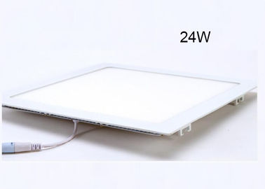 High Brightness LED Recessed Panel Light 24 Watt With Modern Decorating Style