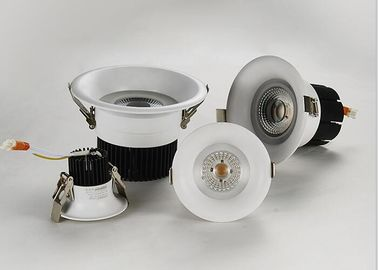 China 6w LED Downlight Cambered Surface , 3 Inch LED Recessed Lighting For Meeting Room supplier