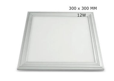 China High Efficiency LED Ceiling Panels , LED Panel Lights For Home 300 X 300MM supplier