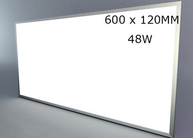 China 600 X 1200 Commercial LED Panel Light , High Brightnessled Office Ceiling Lights supplier