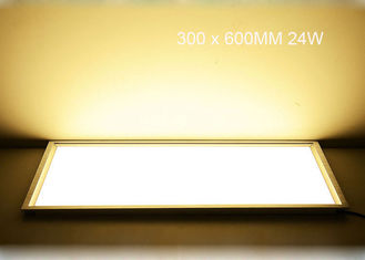 China Energy Saving LED Flat Panel Light Silvery Housing Color 36W For Living Room supplier