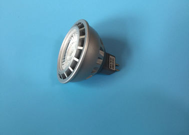 China 5W 6W 7W MR16 LED COB Spot Light With High CRI Die Casting Aluminum Housing supplier