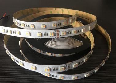 China RGB + CCT 5in1 5050 60leds LED Strip Lights With Various Color supplier