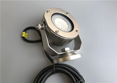 China Adjustable Underwater Pond Lights , Underwater LED Spotlights With CREE COB LED supplier