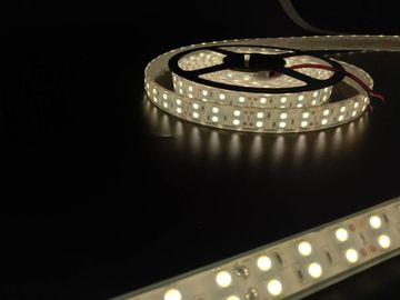 China IP68 5050 Flexible LED Strip Light Double Row Two Years Warranty supplier