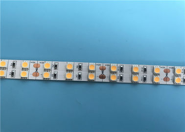 China IP20 Flexible LED Strip Light 120 leds For Hotel Lighting With 15MM Pure Copper FCB supplier