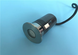 China Warm White Dimmable Outdoor Underground Lights 60 Degree Beam Angle supplier