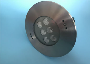 China High Brightness LED Underwater Lights With SUS316L Stainless Steel Material supplier