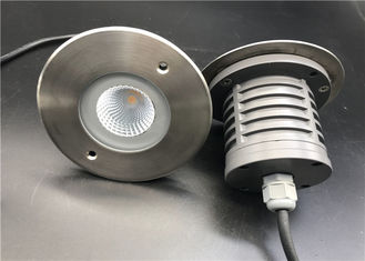 China Warm White LED Underground Light With Cree COB 8W 15W Power Two Years Warranty supplier