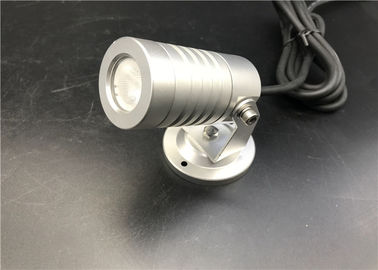 China EDISON Outside LED Garden Spotlights With Powder Coating Aluminum Housing 24VDC supplier
