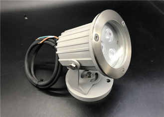 China Energy Efficiency LED Garden Spotlight With 316 Stainless Steel Front Cover supplier