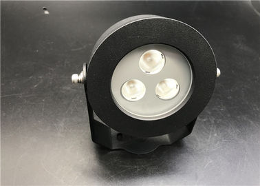 China High Lumen LED Garden Spotlight With Die - Casting Aluminum Housing And PVC Spike supplier