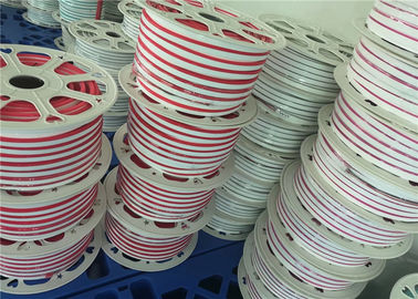 China 6 x 12MM 8 x 16MM Flexible LED Strip Light With 2.5CM Cutting IP67 / LED Neon Rope Light supplier
