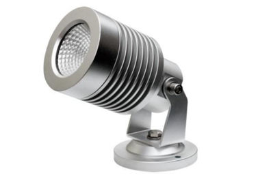 China 6W COB LED Outdoor Garden Spotlight With RGBW 4 In 1 Color High Voltage supplier