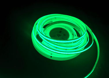 China 3 Years Warranty UL COB Red Green Blue Led Strip Lights With 180Degree Beam Angle supplier