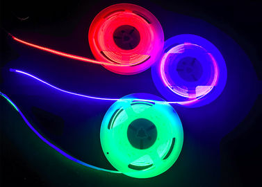China 24Volt Red Green Blue 6500K 528 COB Led Tape Lights supplier