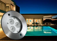 CREE OSRAM 3W High Power LED Underwater Lights With ABS Mounting Sleeve