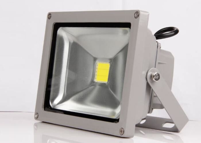 Waterproof Outdoor Lighting Fixtures 50w For Town Landscape Rohs Roved