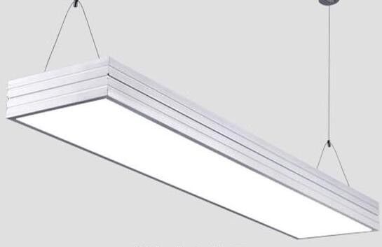 LED Drop Ceiling Lights Fast Installation , Suspended Ceiling Led Panel  Light 48W / 75W