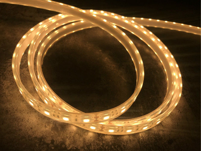 2700K Warm White Flexible LED Strip Light For Pool 40000H Long Lifetime