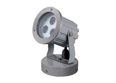 China Aluminum LED Garden Spotlight With Round Base Die Casting Aluminum Material distributor
