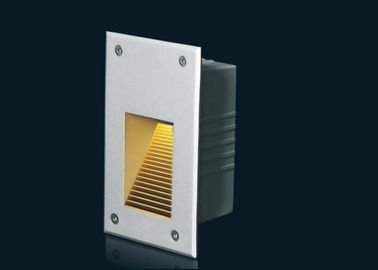 China LED Wall Light Recessed 3mm Tempered Glass Good Heat Dissipation 120°Beam Angle factory