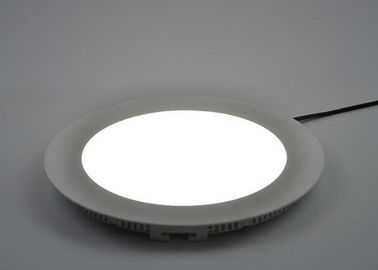 China High Bright LED Recessed Panel Light Ultra Slim With 4000H Lifetime Male Female Plug distributor