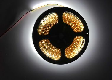 China Outdoor IP67 / IP68 SMD 3528 Flexible LED Strip Light 12V / 24VDC factory