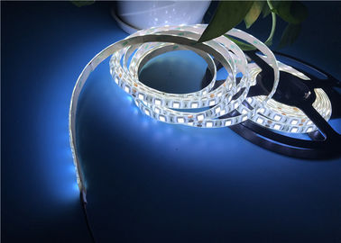 120 Degree Flexible LED Strip Light IP65 2700K ~ 6500K 14.4W/m