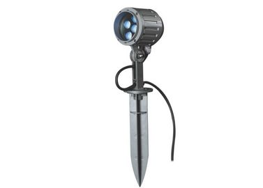 Cree Brand Of LED 18W Landscape Spotlights With Aluminum Spike , IP65 Waterproof